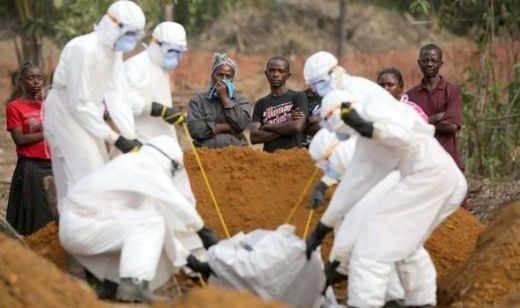 A mutation to allow the spread of Ebola through inhalation is one of the biggest fears