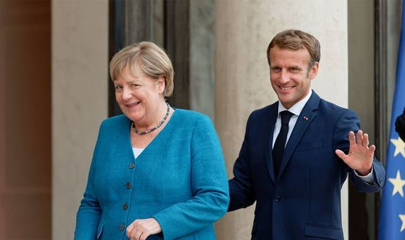 Emmanuel Macron: An expert said Merkel is 'happy to pretend France is more influential than it is