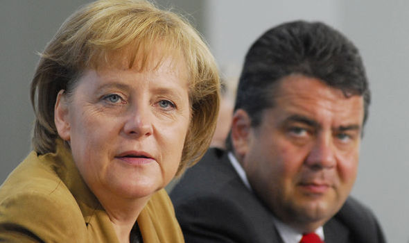 Germany is in for a 'rough ride' says its vice chancellor
