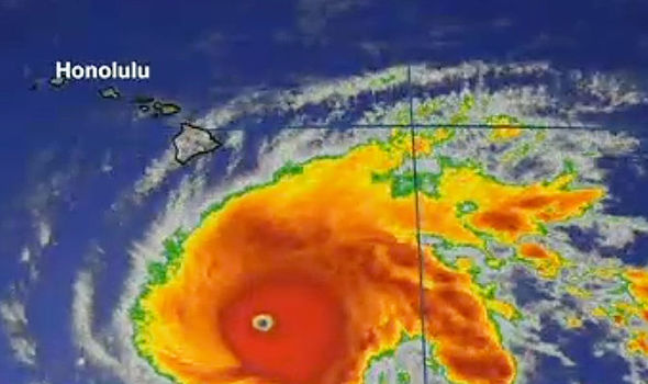 hurricane lane strongest hurricane