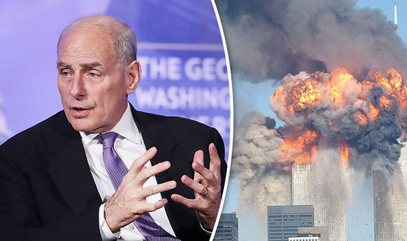 John Kelly terrorism USA