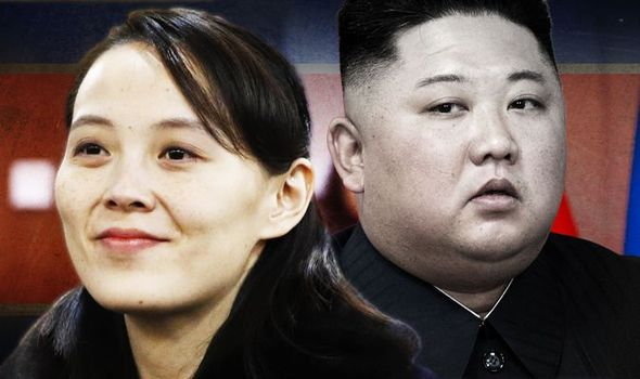 Kim Jong-un Kim Yo-jong