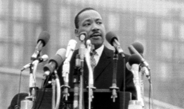 martin luther king # 82