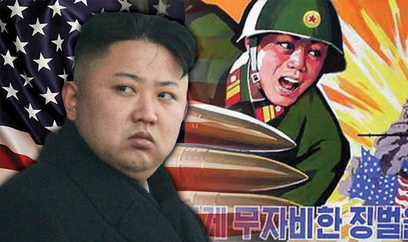 Kim Jong-un and North Korean propaganda