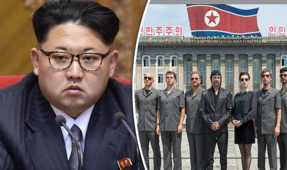 North Korea documentary