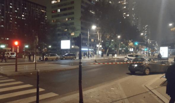 Seven people have been taken hostage in Paris