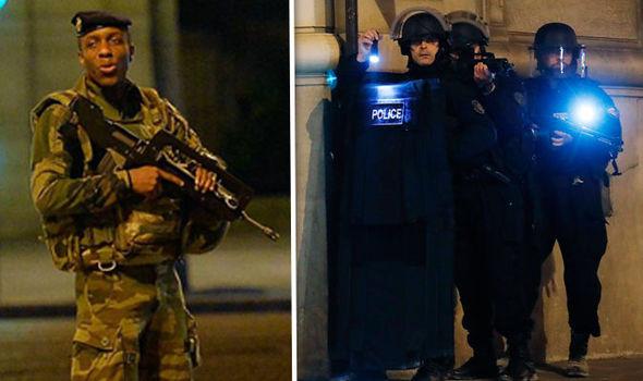 Paris shooting attack