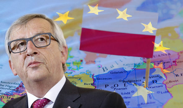 Polish government policies have caused huge concern among EU leaders