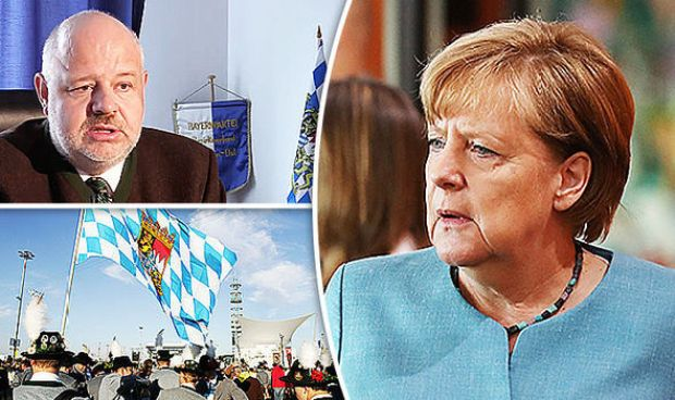 Angela Merkel faces trouble as poll shows Bavaria wants Brexit-like vote to exit Germany and the European Union