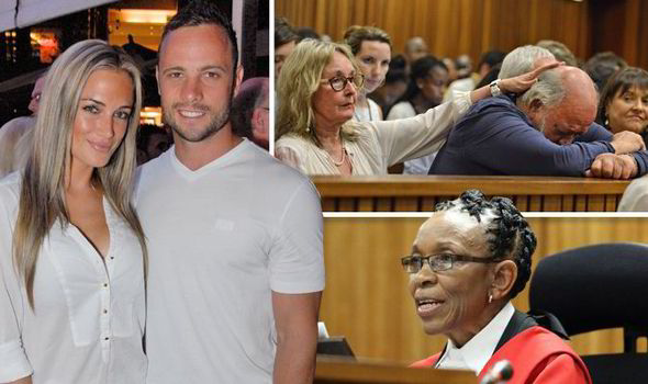 Image result for Paralympic medalist, Oscar Pistorius, eligible for parole in 2023