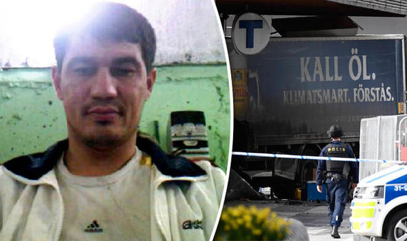 Rakhmat Akilov and the Stockholm terror attack