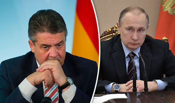 Germany has warned Russia to enter talks over Syria