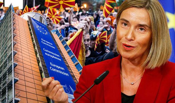 Balkans crisis
