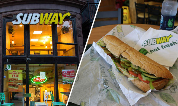 subway to measure its