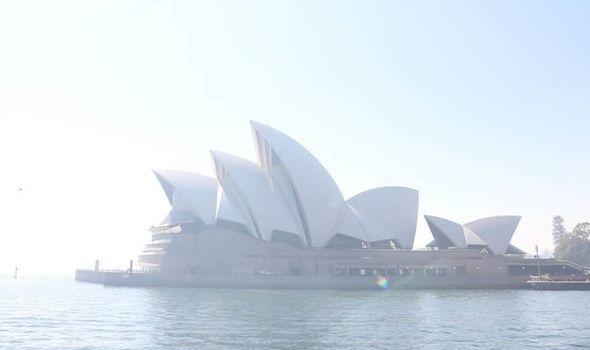 Sydney Air Quality Smoke Chokes Australia As More Than 50