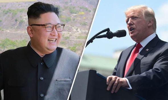 GETTY'Trump is risking WAR Putin ally warns US President over North Korea crisis