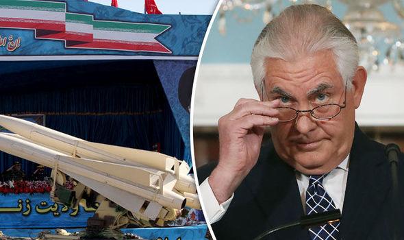 Trump Iran North Korea nuclear Rex Tillerson
