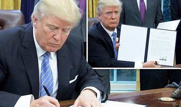 Trump TTIP