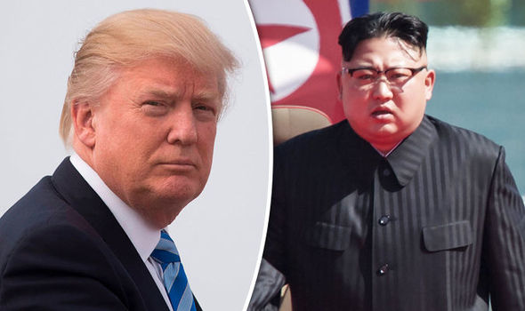 Trump is reportedly prepared to strike North Korea if the hermit state threatens a nuclear test