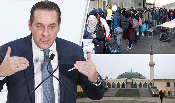 Islamic Centre in Vienna
