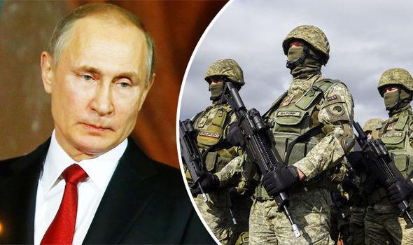 Vladimir Putin NATO Russia