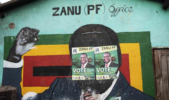 Zimbabwe election results 2018