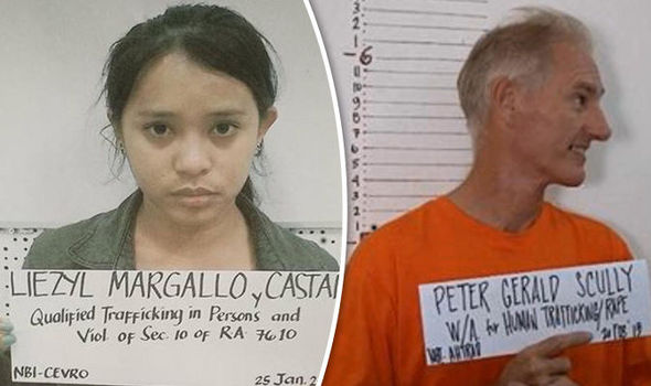 child rape abuse torture Scully Philippines