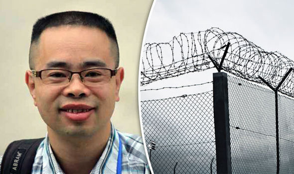 Yang Hua has been jailed for two and a half years for
