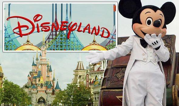 Disneyland Paris staff quarantined after worker tests positive for ...