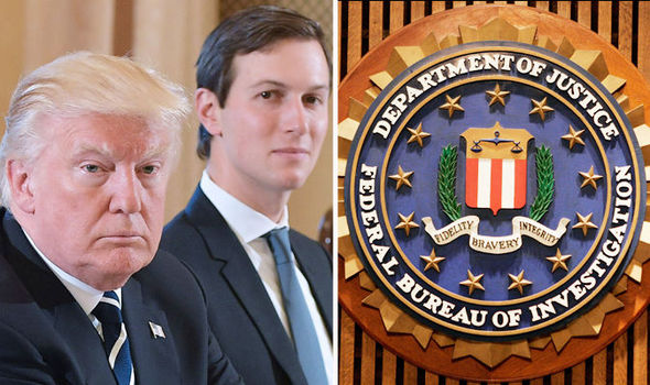 Donald Trump and Jared Kushner
