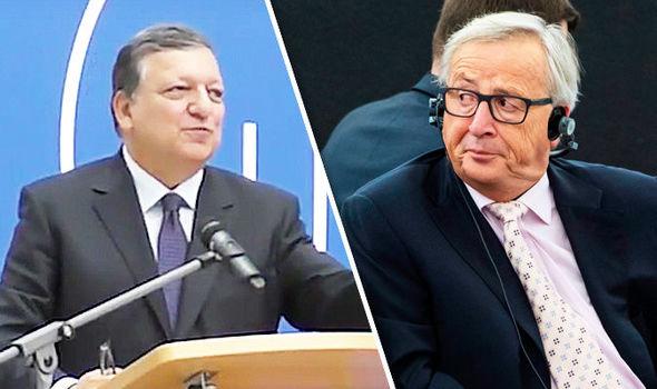 European Union - Barroso slaps down Juncker for EU federalist plans