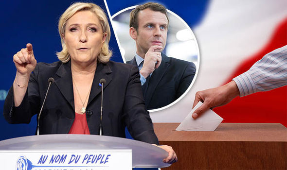 French Election 2017 candidates