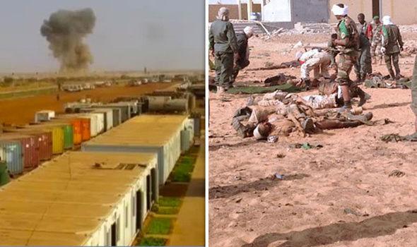 Al-Qaeda attack Mali