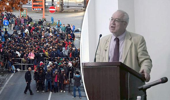 Migrants see German women as