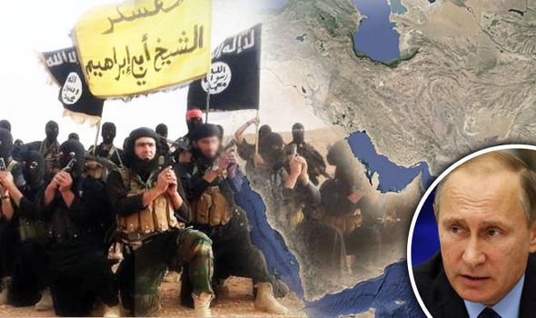 Vladimir Putin and ISIS