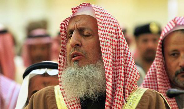 Sheikh Abdul Aziz Al-Sheikh of Saudi Arabia