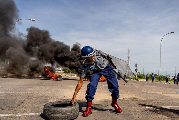 Fuel riots