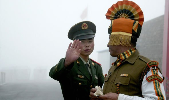 China and India have their own border disputes