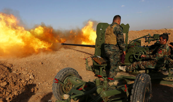 ISIS Islamic State terror