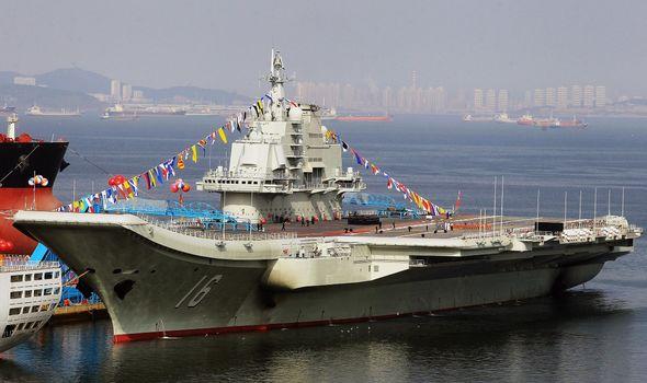China PLA Navy