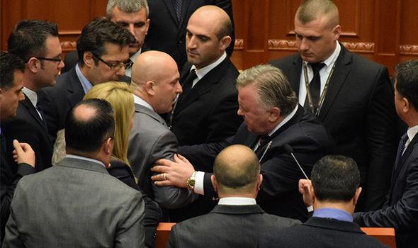Albania parliament