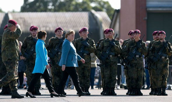Angela Merkel: The German Chancellor's time at the helm is soon coming to an end