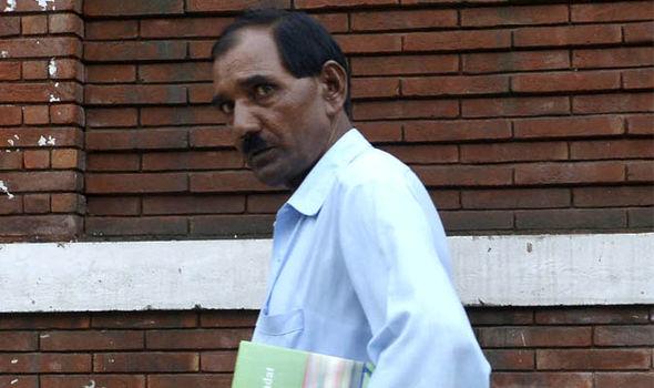 Asia Bibi's husband Ashiq Masih