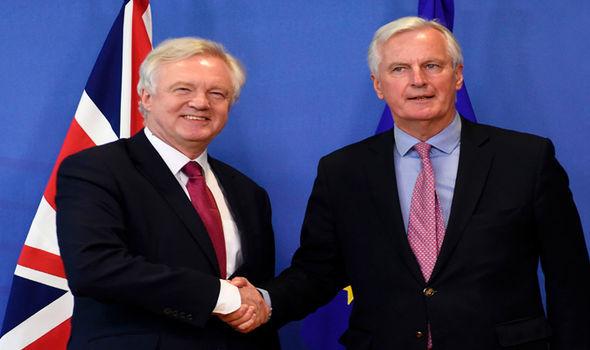 Barnier and Davis
