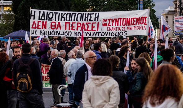 Greece Merkel