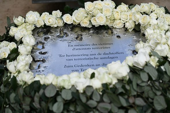 A memorial was unveiled in Brussels this week