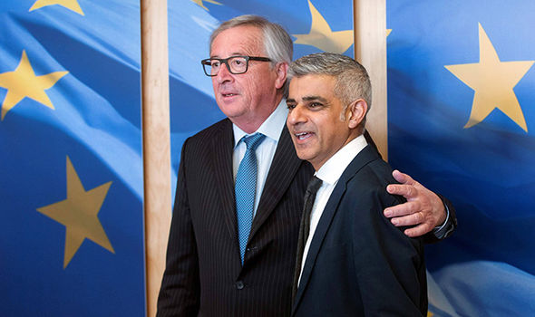 Juncker and Khan