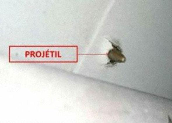 Bullet plane