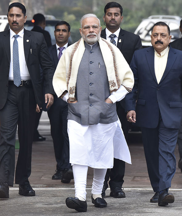 Nadendra Modi