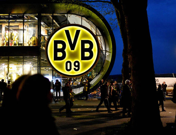 The aftermath of the Dortmund attack